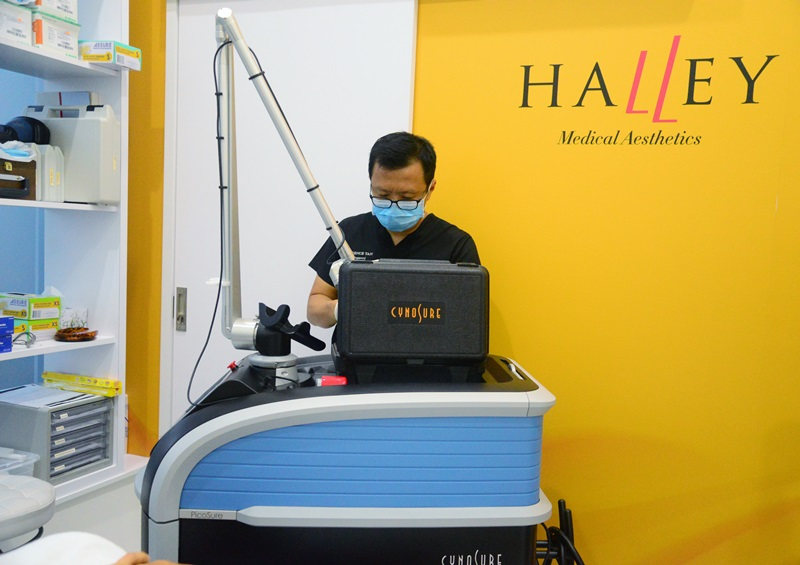 Picosure Laser Halley Medical Aesethetics