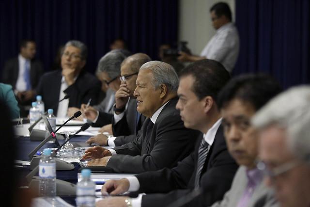 Consejo de Ministros Ampliado 14