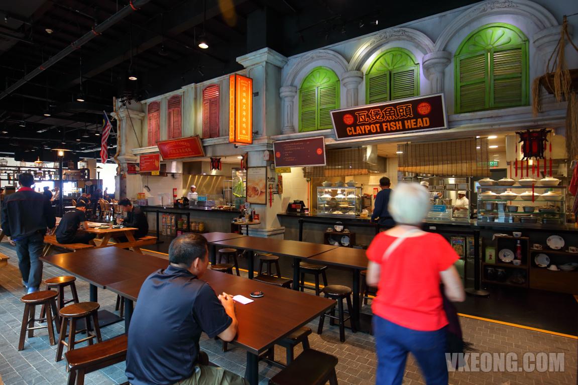 Genting-Malaysian-Food-Street-Food-Stalls