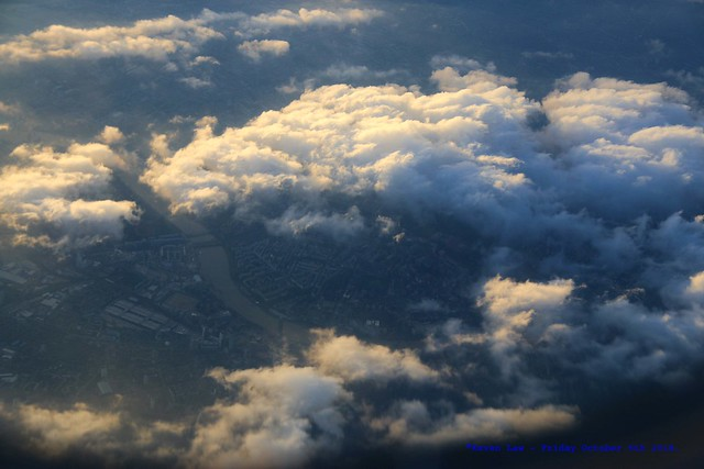 Through The Clouds.......