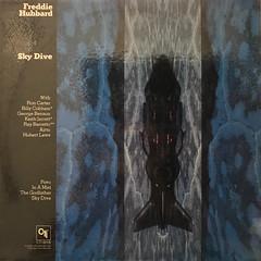 FREDDIE HUBBARD:SKY DIVE(JACKET B)