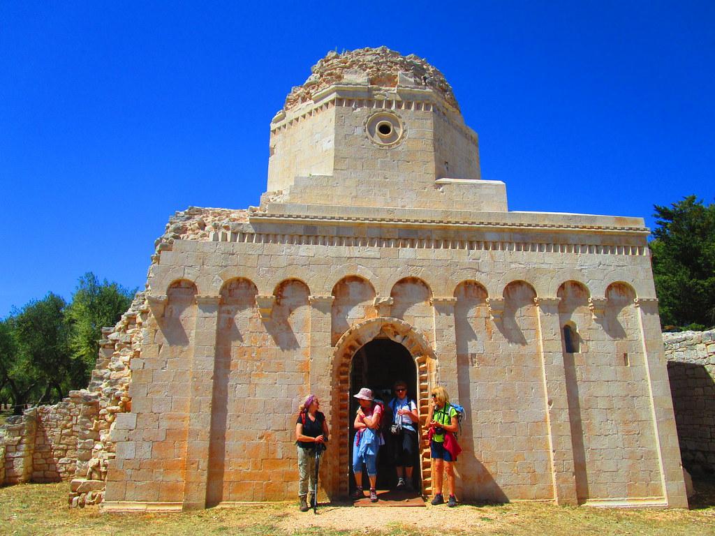 1 Tappa Bari - Bitetto, Chiesa San Felice di Balsignano