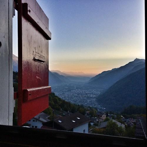Col de La Forclaz 2018