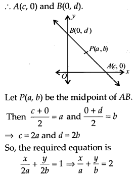 NCERT Solutions for Class 11 Maths Chapter 10 Straight Lines 32
