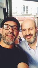 With el Javier!!!