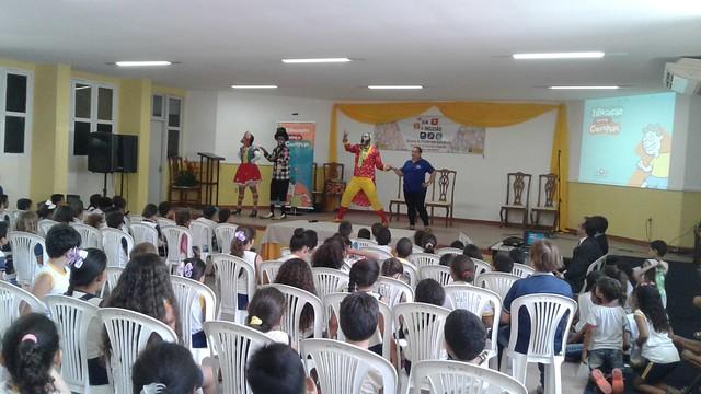 Projeto Educação contra a corrupção e a sonegação fiscal em Limoeiro (25/09/2018)