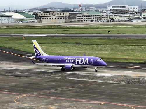 FDA フジドリームエアラインズ ERJ-175 JA06FJ IMG_1037