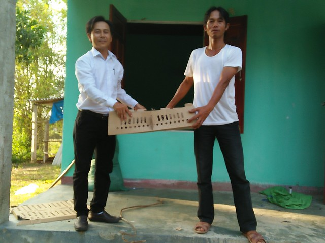 Thanh nien xa Tam Dai Phu Ninh