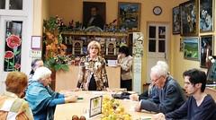 """Клуб """"Кияни"""". 23.09.18. ім. О. Грибоєдова"""
