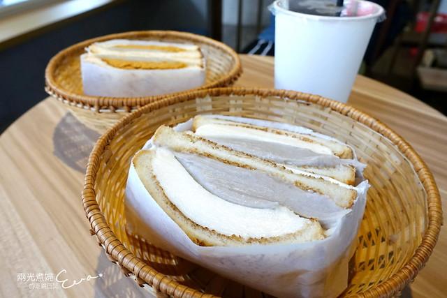 滿樂鐵板吐司~芋頭控無法擋的肉鬆芋泥吐司 & 芋泥奶酪吐司