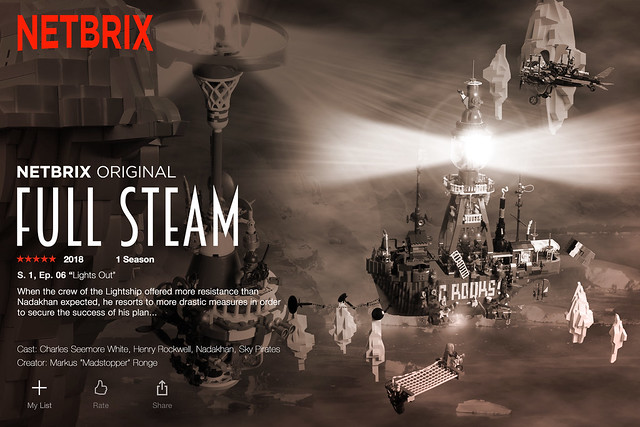 "Netbrix ""Full Steam"" S. 1/Ep. 6 ""Lights Out!"""