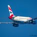 G-EUOA Airbus A319-131 British Airways_A100023