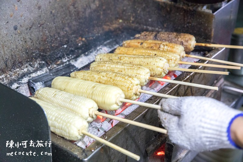 北海岸烤玉米,知味鄉玉米,知味鄉玉米價錢,知味鄉玉米地點 @陳小可的吃喝玩樂