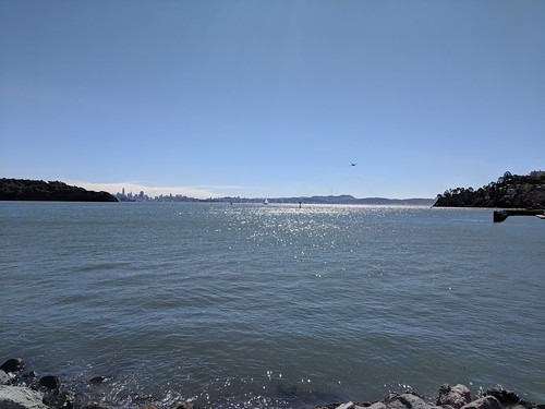 Marin Ride: San Francisco and a Blue Angel