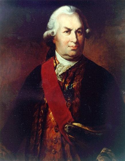 Portrait of Amiral François Joseph Paul, marquis de Grasse Tilly, comte de Grasse (1722-1788)