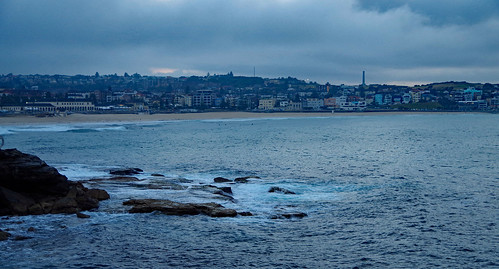 Bondi Beach Dawn