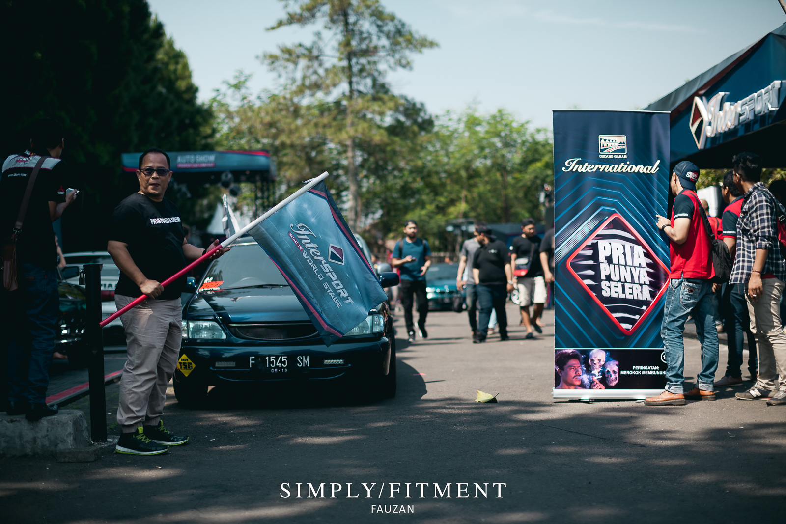 INTERSPORT AUTOSHOW PROPER CAR CONTEST SUKABUMI 2018