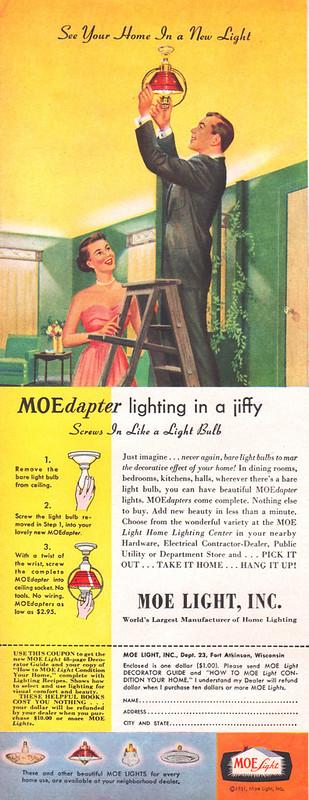 Moe Light 1951