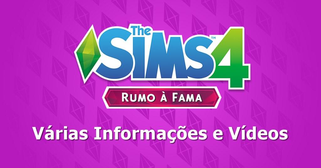 Photo of The Sims 4 Rumo à Fama: Vários Vídeos e Informações – SimsCamp