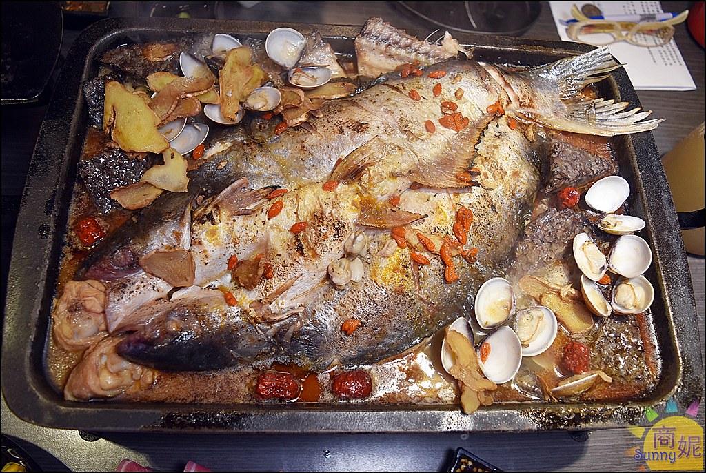 水貨麻油雞烤魚11