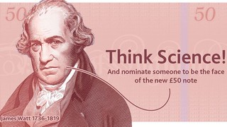 Think Science JAmes Watt
