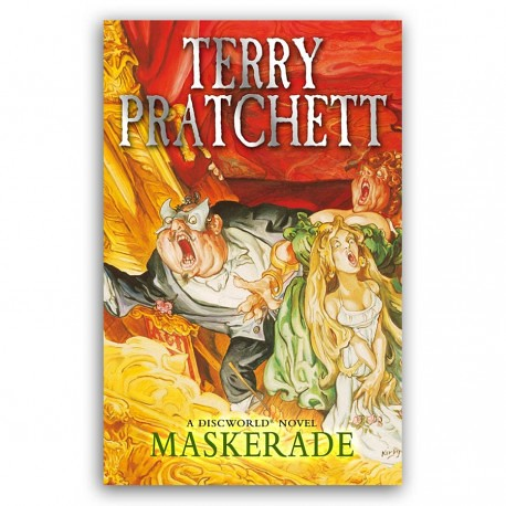 Terry Pratchett, Maskerade