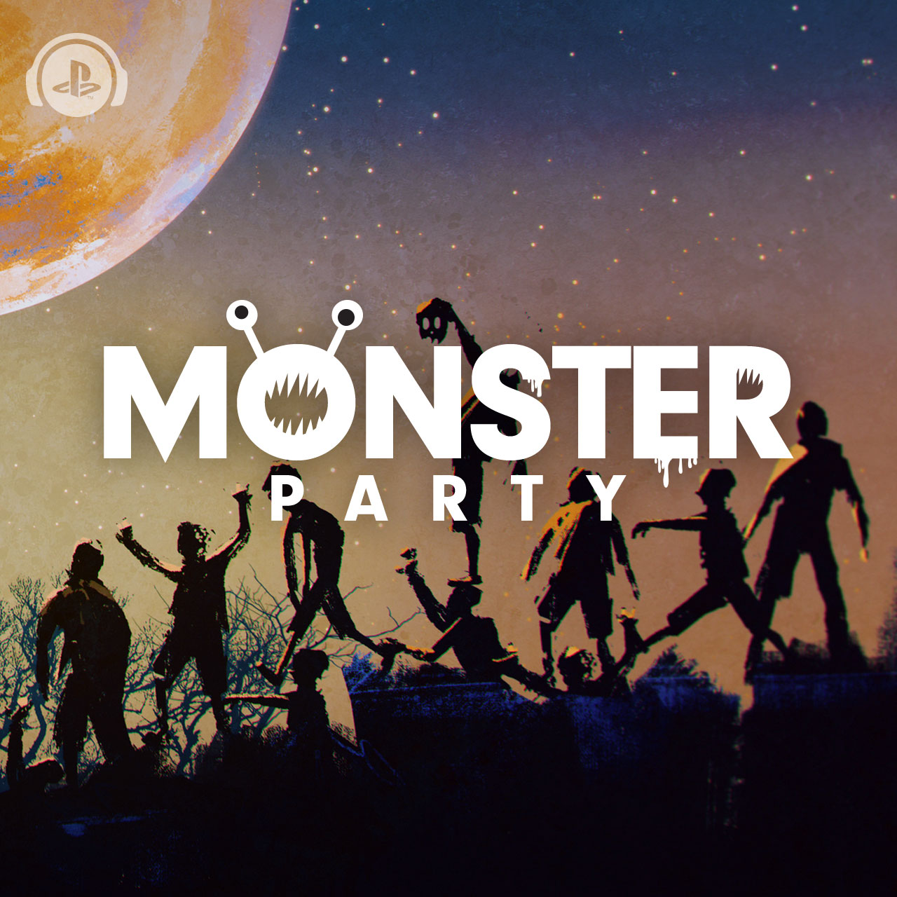 Monster Dance Party Playlist