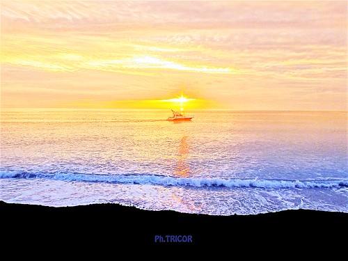 Parla il tramonto- la quiete della sera come un racconto_The sunset speaks - the quiet of the evening as a tale