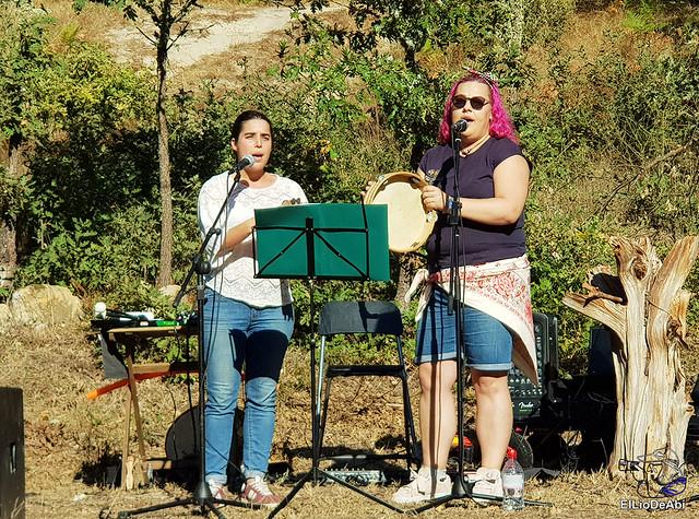 Des concierto clandestino  Iglesia rupestre San Miguel de Presillas (6)
