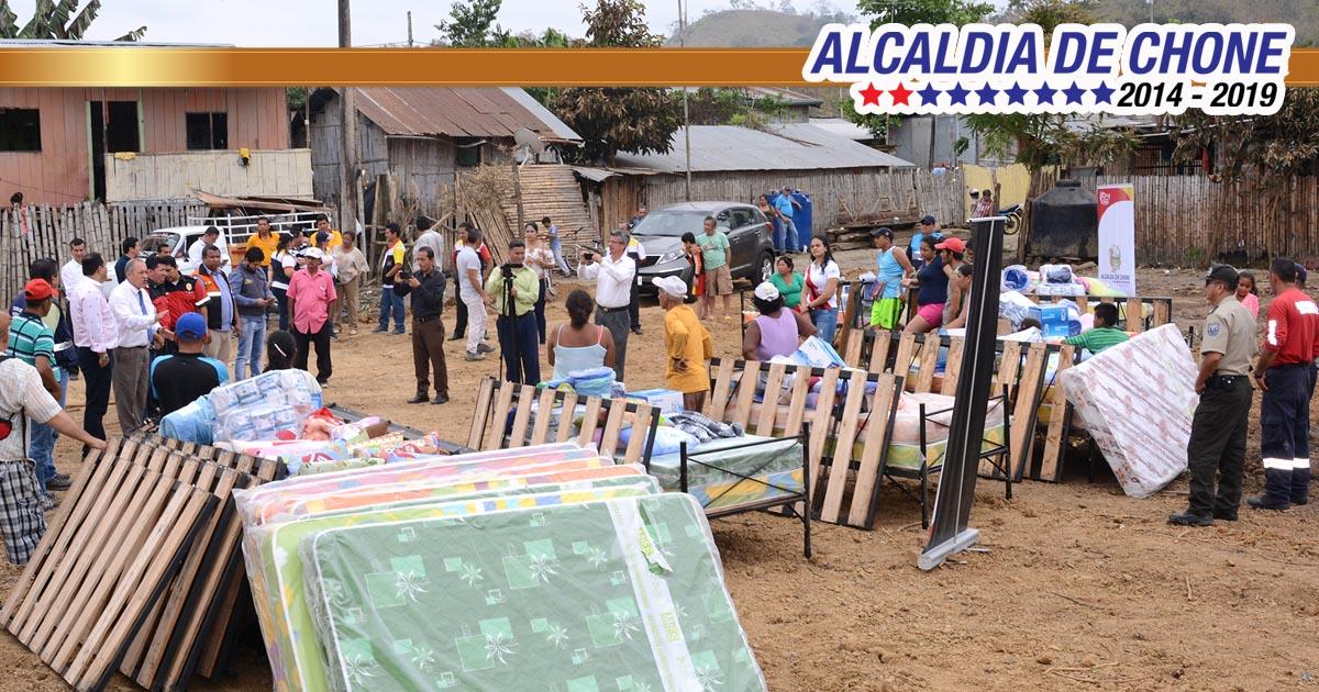 Listas las soluciones habitacionales para damnificados de La Victoria