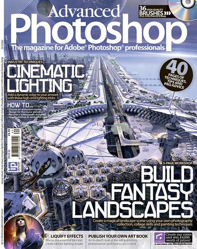 Advanced Photoshop 2009 62 September