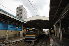 Tsurumi train station