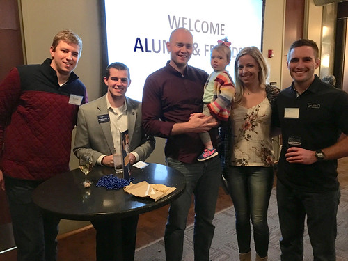 2018 Kansas City Alumni Social
