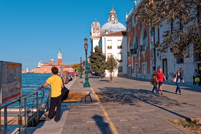 Venice / Guidecca / Fondamenta Zitelle