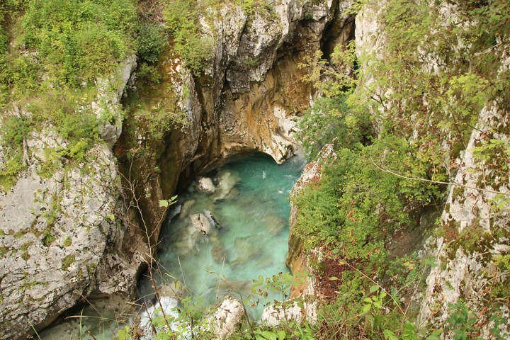 Source of Soča