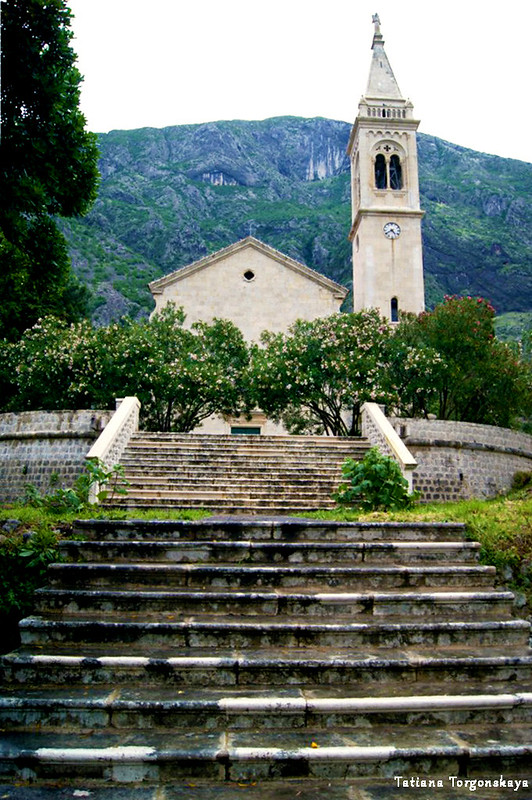 Церковь Святого Евстафия в Доброте