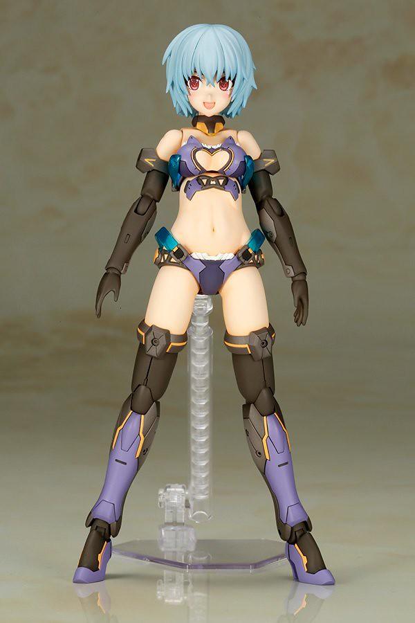 壽屋《Frame Arms Girl 骨裝機娘》「魔鷲 比基尼裝甲ver.」、「HSG 轟雷」、「芭莎菈露多 -SESSION GO!!-」...等多款新作公開!