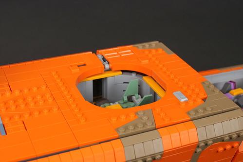 Celestial Barracuda - Launch Platform