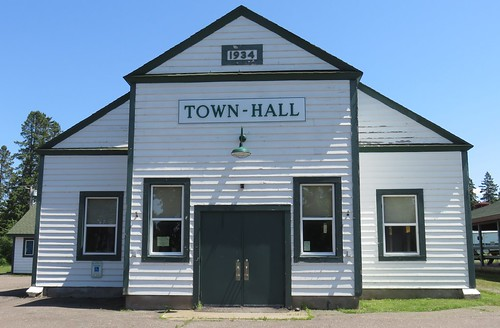 Port Wing, Wisconsin Town Hall