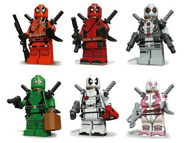 Announcing: Block Offs! An Ongoing(?) Look At Counterfeit LEGO