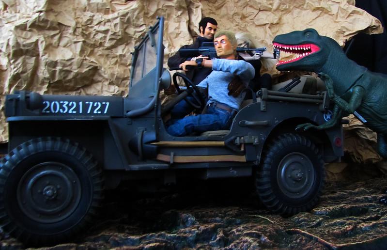 Blondeactionman - Return To Dinosaur Valley! - Haul Ass! Revisted 2018 45090262312_3b4716c63d_c