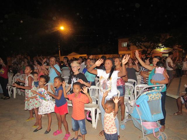 Grupo de Oração Jesus na praça