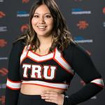 Jennifer Zentner, WolfPack Cheerleading Team
