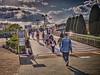 Photo:モノレール駅へ By jun560