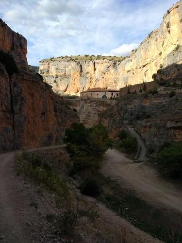 Jaraba - Barranco de la Hoz Seca