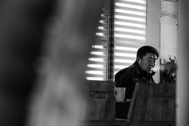 Photo:Coffee smoker By Go-tea 郭天