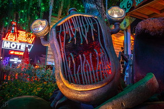 Radiator Springs Curios Halloween Car 10_6_2018