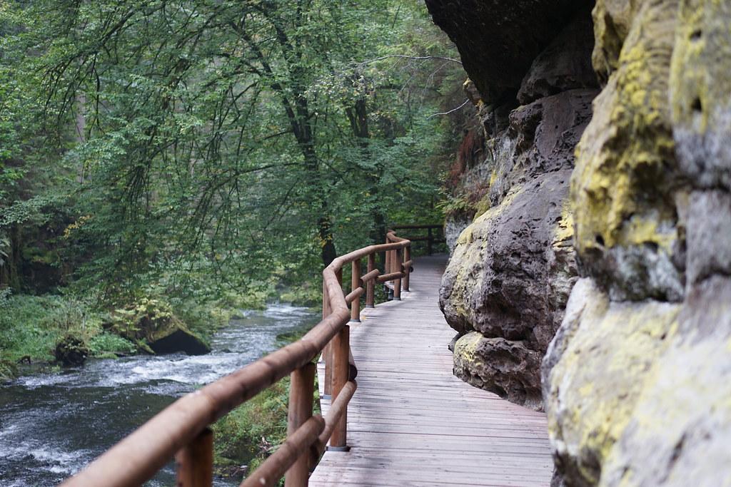 ボヘミアンスイス国立公園_2