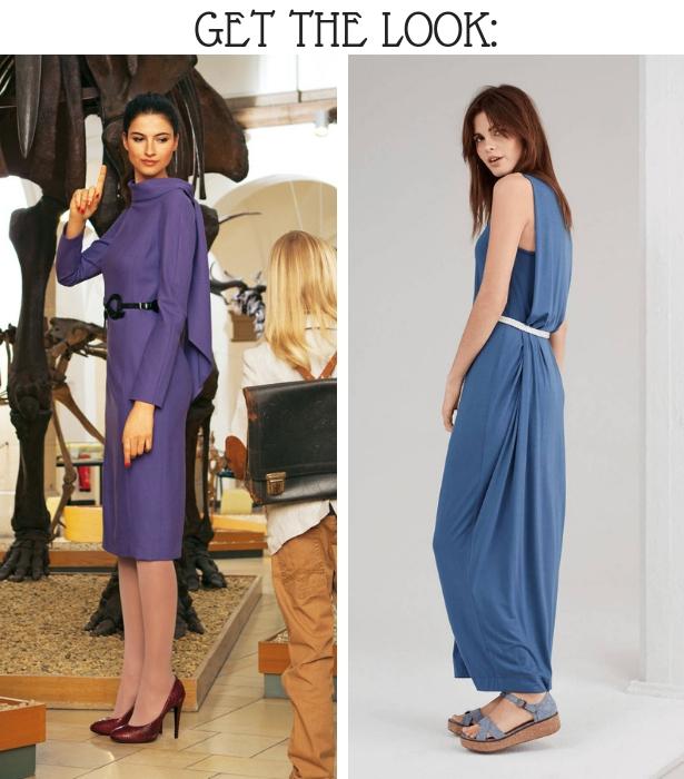 Meghan Markle Blue Dress Get the Look