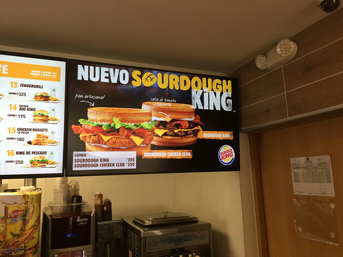 30 - Burger King Puerto Plata - Sourdough King - Ad
